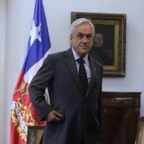 Piñera continúa defendiendo control de identidad y emplaza a Chile Vamos a