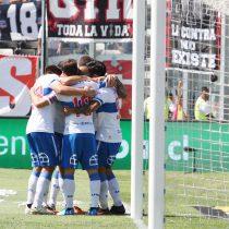 Los cruzados se quedaron con el clásico y con el liderato: revisa todos los goles de la quinta fecha del Campeonato Nacional
