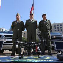 A lo Lavín: Piñera anuncia la implementación de ocho drones en la Región Metropolitana