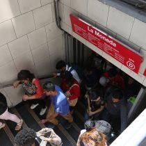 Metro informa que el servicio de la línea 1 ya fue restablecido