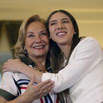 Fabiana Rosales, esposa de Juan Guaidó, en su visita a Chile: la situación en Venezuela es