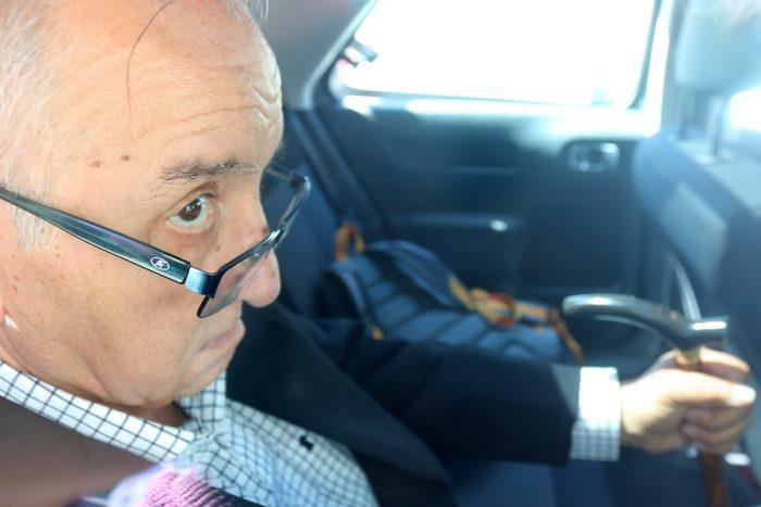 Tito Rivera queda con arraigo nacional y arresto domiciliario nocturno