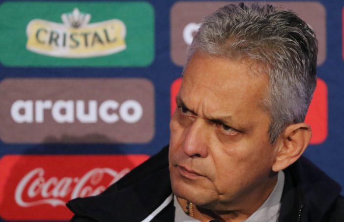 Reinaldo Rueda se aburrió del tema Marcelo Díaz: