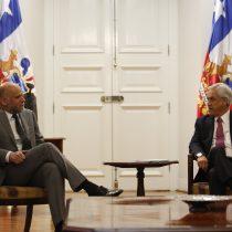 Presidente del PS pidió a Piñera un