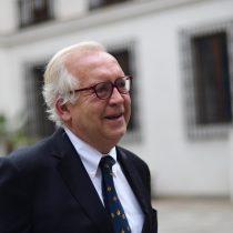 Exministro Burgos es el nuevo integrante del Tribunal Calificador de Elecciones