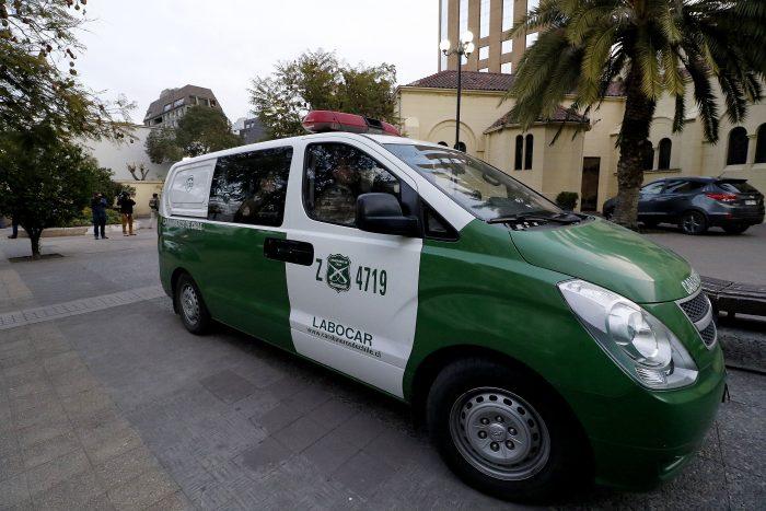 """Carabineros realizó allanamiento en Municipalidad de Lo Espejo por caso de """"trabajadores fantasmas"""""""