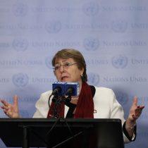 """Piñera puede estar tranquilo: Bachelet asumió """"violaciones a los derechos políticos y civiles"""" en Venezuela"""