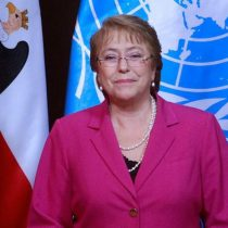 Bachelet pide a los líderes del mundo