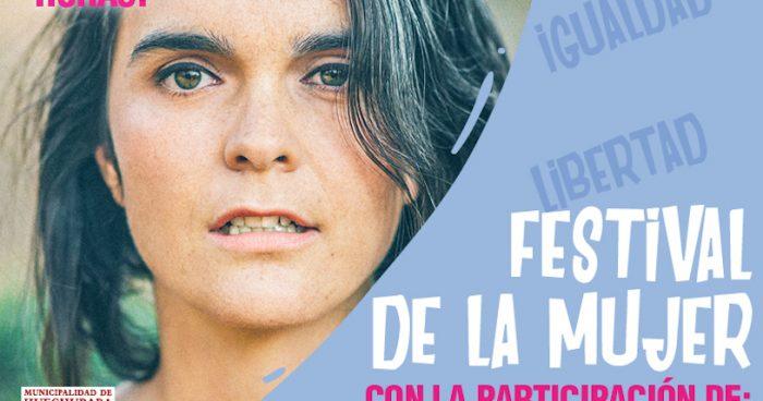 Recitales gratuitos de Camila Moreno y Cami Gallardo en Huechuraba