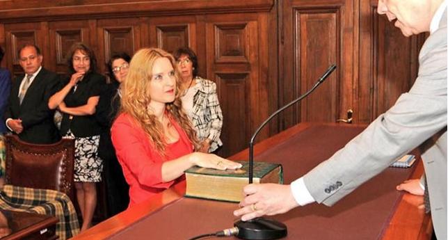 Romy Rutherford: la jueza de la Corte Marcial que doblegó al general (r) Fuente-Alba