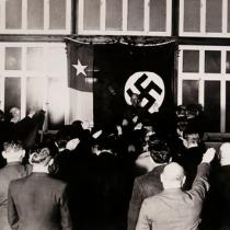 Ucronía de Carlos Basso plantea qué habría pasado en Chile si los nazis hubieran ganado la II Guerra Mundial