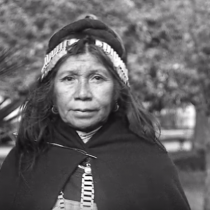 Exposición del fotógrafo peruano Martín Chambi en Biblioteca Nicanor Parra UDP