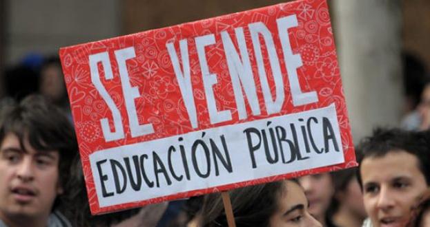 Nuestra educación y privatización en marcha
