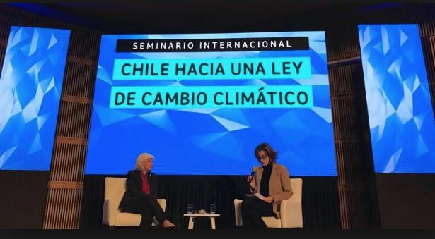 A propósito de una Ley Marco sobre Cambio Climático para Chile