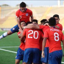 Se mantiene la esperanza: Chile sub 17 goleó 3-0 a Venezuela y depende de si mismo para la clasificación a la ronda final del sudamericano