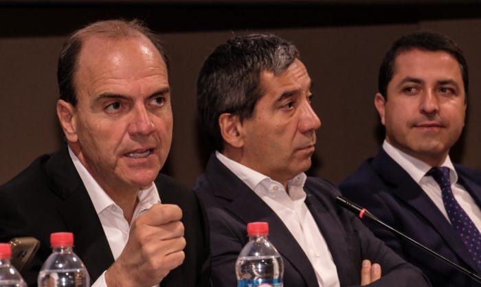 Ministros Moreno y Monckeberg participan en Congreso Latinoamericano de Autoridades Locales
