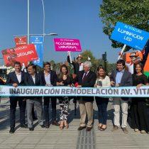 Inauguran soterrado de cables y remodelación inclusiva de veredas