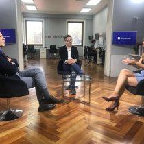 Marco Moreno en La Semana Política repara que