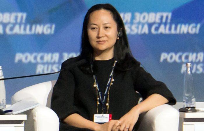 Directora financiera de Huawei detenida en Vancouver demandará a Canadá