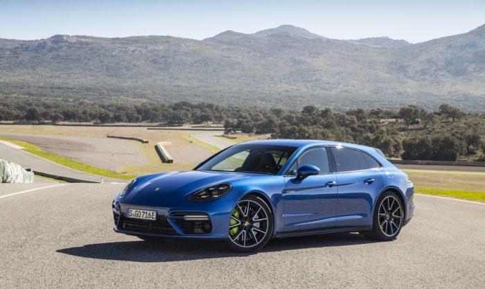 Porsche devela en Chile el Panamera Turbo S E-Hybrid, el más potente de su gama