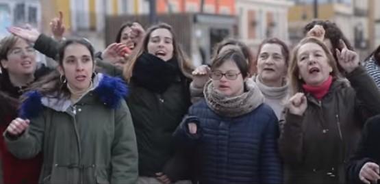 '¡Vivas!', la canción de las mujeres con discapacidad intelectual para reclamar la