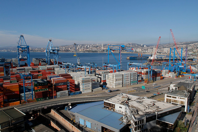 Valparaíso al rojo: impacto en la ciudad puerto tras decisión de empresa australiana de abandonar el Terminal 2