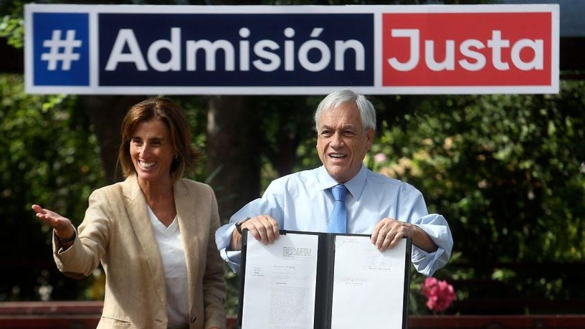 Admision Justa