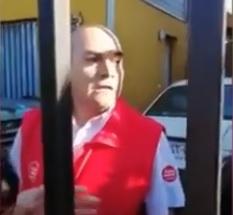 Maltrato en Temuco: hombre es grabado por vecinos luego de agredir a su pareja