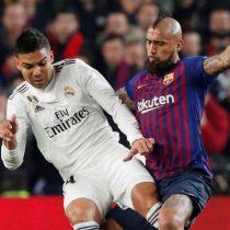 Se juega un nuevo clásico español: revisa la programación de los futbolistas chilenos en el extranjero