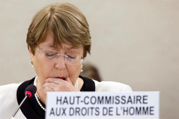 Bachelet por ataque terrorista en Nueva Zelanda:
