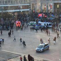 Encuentro de 'youtubers' rivales en Berlín termina en violenta pelea callejera