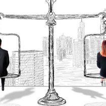 La brecha de género se