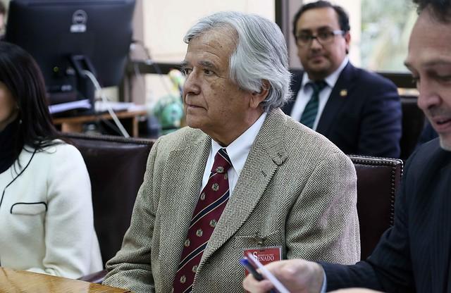 Dictan arresto domiciliario contra el empresario Carlos Cardoen
