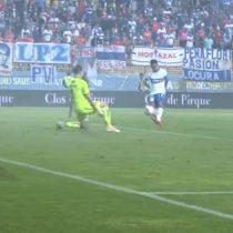 5-0: la goleada de Católica a Palestino para quedarse con la Supercopa