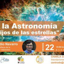 Charla de astronomía: Somos hijos de las estrellas en Universidad Austral, Puerto Montt