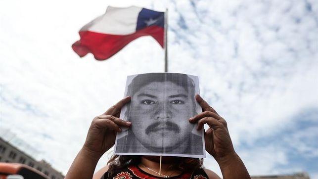 Fiscalía cierra investigación por el crimen de Camilo Catrillanca