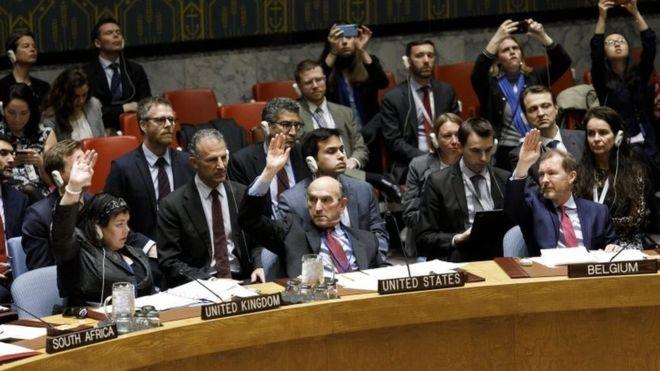 Crisis de Venezuela: qué significa el veto de Rusia y China a la resolución de EE.UU. en el Consejo de Seguridad de la ONU