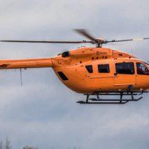 Seis víctimas fatales deja caída de helicóptero que transportaba trabajadores en Quilpué