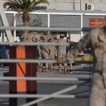 Tiroteo en en Escuela de Caballería del Ejército en Iquique dejó tres militares muertos