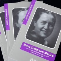 Nieta de Elena Caffarena presenta inédita obra tributo a la abogada feminista chilena