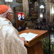 """Ezzati pide """"la misericordia del señor"""" para Tito Rivera y tramita """"con celeridad"""" la dimisión de su estado clerical"""
