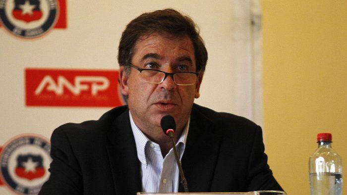 Otra renuncia más: Fazio deja su cargo de vicepresidente de la ANFP debido a