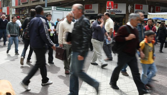 El conflicto social y el modelo de desarrollo chileno