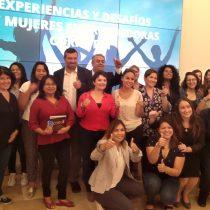 Corfo Metropolitano premia a mujeres emprendedoras
