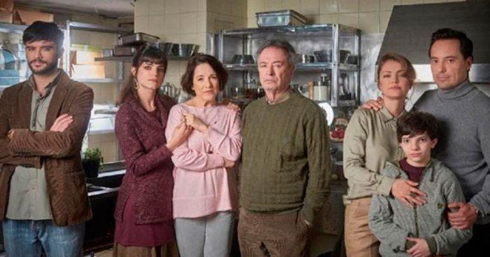 """Película """"La misma sangre"""" en Cine Arte normandie"""