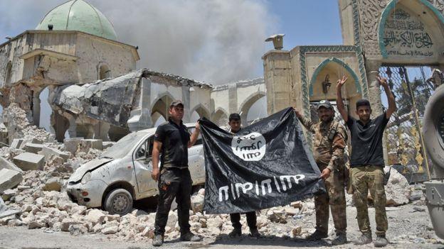 Por qué el fin del califato de Estado Islámico no significa el fin de la organización