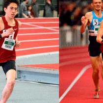 Atleta gana competencia con el pie destrozado tras correr la carrera sin una zapatilla