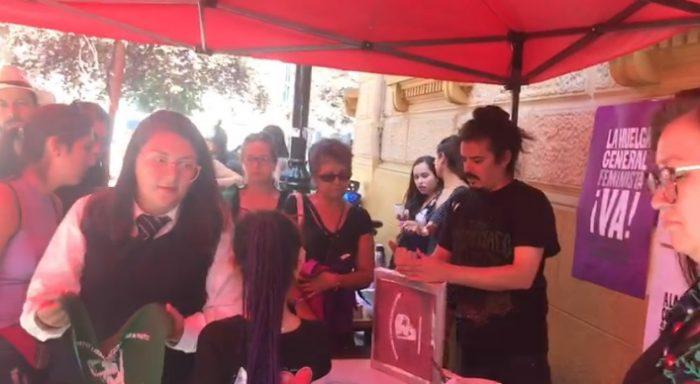 8M: Londres 38 recuerda a las mujeres víctimas de la dictadura y se suma a la marcha feminista