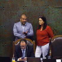 La señal del Frente Amplio a la DC a la hora de votar la renuncia de Maya Fernández