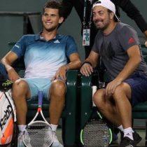 La mano de Massú: Dominic Thiem venció a Rafael Nadal y se instala en semifinales del primer Major del año